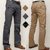fashion cheap khaki pants hot sale men khaki chino pants