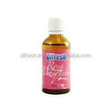 olio di rosa canina per la rigenerazione della pelle