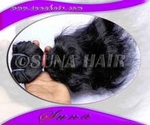 10-40 inch stock grade 5A can be dyed virgin human hair extension