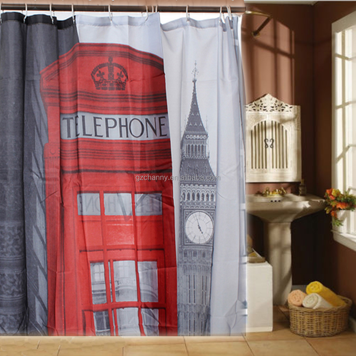 Wholesale diy home decor london big ben telephone booth for Home decor london