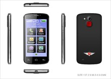 latest 4.5 inch 3G smart oldman phone zini G13 high quaity CE/FCC mobile phone made in china