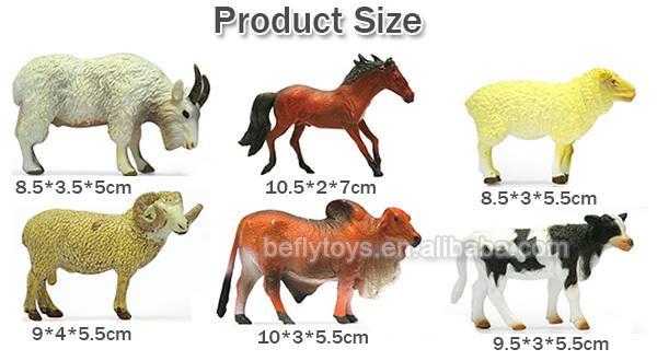 enfants pas cher petite animaux de ferme en plastique jouet pour enfant autres jouets loisirs. Black Bedroom Furniture Sets. Home Design Ideas