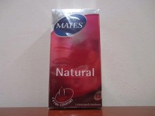Natural condoms/ Sensitive condoms for men