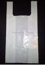 T-Shirt Plastic Bag LDPE
