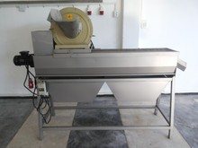 machine Slitmaster for cutting potatoes (french fries) + sorting machine for french fries