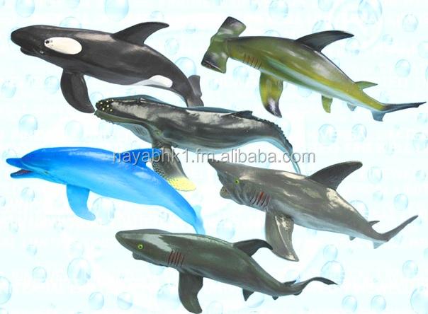 Whale Shark Toys : Whale shark dolphin sea ocean fish toy animal toys