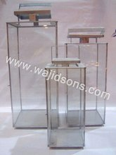 Christmas decorative cheap wholesale decorative metal lanterns for weddings and party used