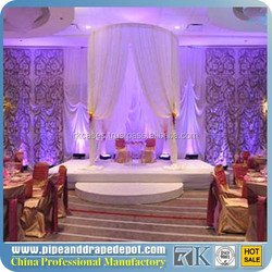 wedding canopy tent outdoor stage backdrop wedding tent lining