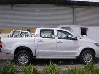 TOYOTA Hilux VIGO Diesel 3.0L VIGO 4x4 DOUBLE CABIN HILUX 2015 FULL OPTION