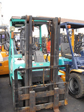 originally japan produced mitsubishi 2.5t diesel forklift new arrival in china