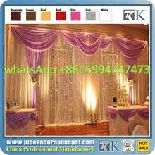 RK factory directly wedding event supplies pipe and drape exhibit trade show booth