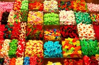 OEM Pressed Candy in Bulk Multi-Colored Candies