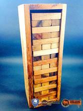 puzzle game Janga Wooden box