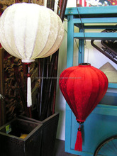 Durable Silk Lantern, home and festival decorative lamp, innovative product made in Vietnam