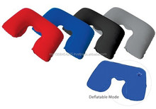 42519 Inflatable Neck Pillow ( promotional gift, corporate gift, premium gift, souvenir )