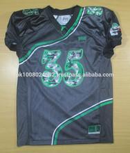 Sublimada Cutstom Camo del fútbol americano uniformes