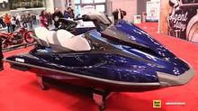 Brand New 2014 Used WaveRunner FX Cruiser SHO