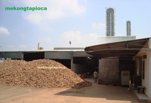 Tapioca Starch For Producing Paper