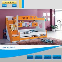 kids furniture cheap bunk beds(D01)