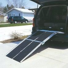 Wheelchair / Mobility Scooter Ramps - Portable: Wheelchair and Scooter Ramp - 30 x 60 Portable