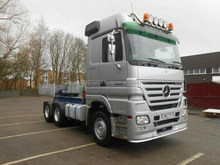 USED RHD MERCEDES BENZ 2644S Actros 6x4 Tractor Head 2007