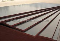 High quality WBP film faced plywood sheet for executing concrete cememt in construction 18mm waterproof plywood board