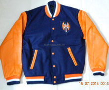 Custom Varsity Jackets With Embroidered Logos, Varsity Jackets With Custom Branding, Design Your Own Jackets At BERG