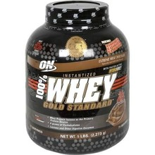 Optimum Nutrition 100% Whey Protein - Gold Standard Tropical Punch 5 lbs