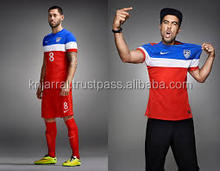 Full Customisation Team Wear Sublimated Soccer Uniform/soccer team case for samsung galaxy s4