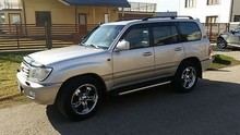 Toyota Land Cruiser 100 4.2 TD Off Road Vehicle - Left Hand Drive - Stock no:11720