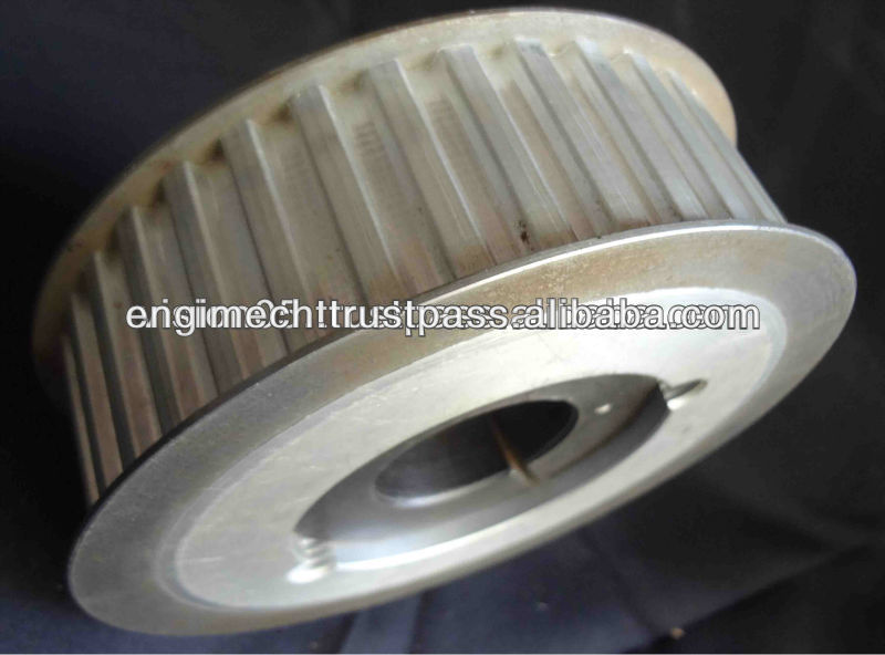 High Precision Timing Belt Pulleys - Available in all metals and Tooth Profiles Sizes