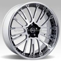 """WHEELS FOR CAR BMW E71 E72 X6 AC Schnitzer Genuine Type VII 22"""" Wheel Set Bi-Color"""