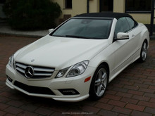 Used Mercedes-Benz E550 Convertible AMG Package