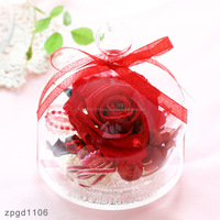 Various designs and colors of Japanese quality preserved church flower decoration