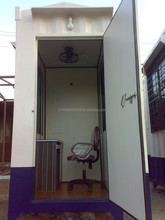 site office old cargo container mobile toilet porta cabins bunk house prefab house store room security cabins etc.