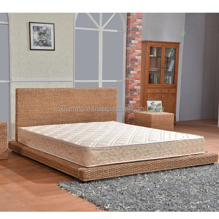 Acacia Wood Bedroom Set Furniture Water Hyacinth Material Hand Weaving Furniture Buy Bedroom