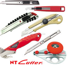 A wide variety of professional hand tools such as utility knives, circle cutters and rotary cutters