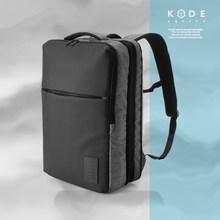 [KODE SQUARE] 17inch business bag laptop travel backpacks (KDSM-BP-008-GY)