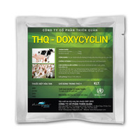 GMP-THQ- DOXYCYCLIN- Antibiotic- veterinary medicine- livestock/cattle-poultry
