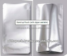 Various kinds of Japanese fish food packaging material bag , OEM available