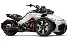 USED 2015 CAN-AM SPYDER F3-S (SE6) MOTORCYCLE