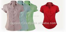 señoras indio camisas para el mercado de china