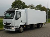 Renault Midlum Closed box truck (235993)