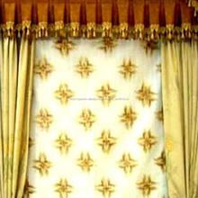 Cortinas de diseño, cortinas de algodón, impreso cortinas, cortinas de voile, cortinas de encaje, cortinas bordado