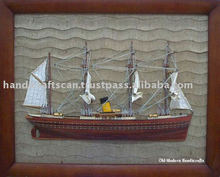 S. S. Gáelico tall ship modelos picturesn haging