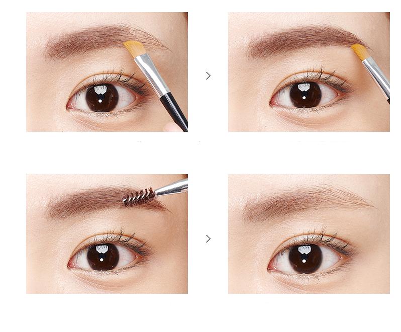 Korea Cosmetics The Faceshop Brow Master Eyebrow Kit Buy Korea