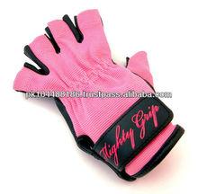 Pole dancing gloves