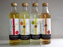 sparkling drinking vinegar, have both essence of japan & energy drink