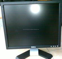 Various types of second hand mixed brand LCD monitor with 12v dc input