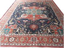 Handmade Qadimi Rugs - Veg Dyes ( unwashed )
